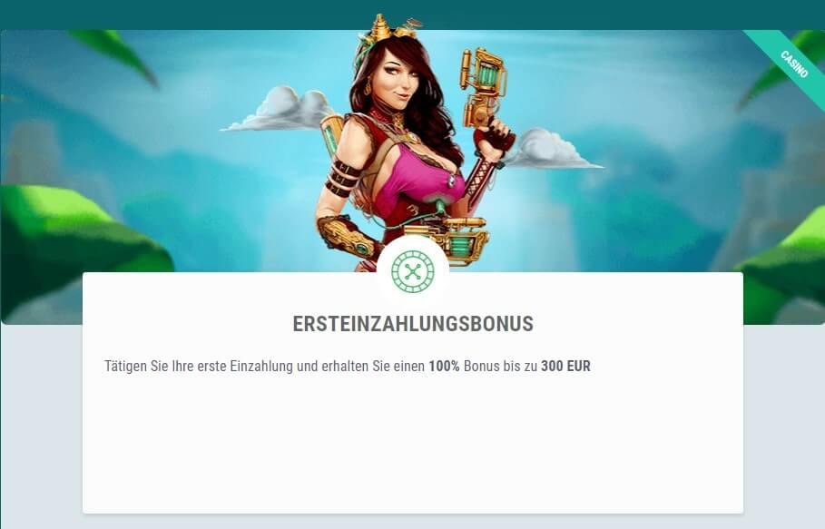 22bet Casino bonus ohne Einzahlung