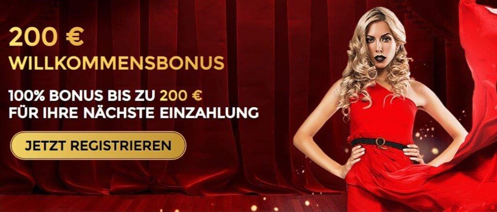 Unique Casino Willkommensbonus