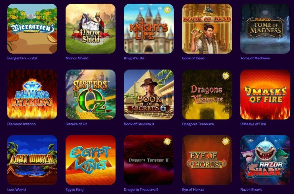 Wheelz Casino Slots