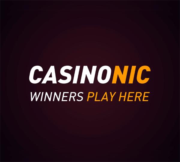 Casinonic Casino bonuscode